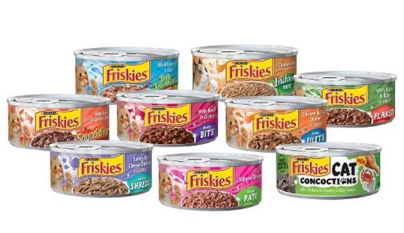 Harga Makanan Kucing Frieskies