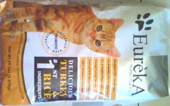 Makanan Kucing Eureka