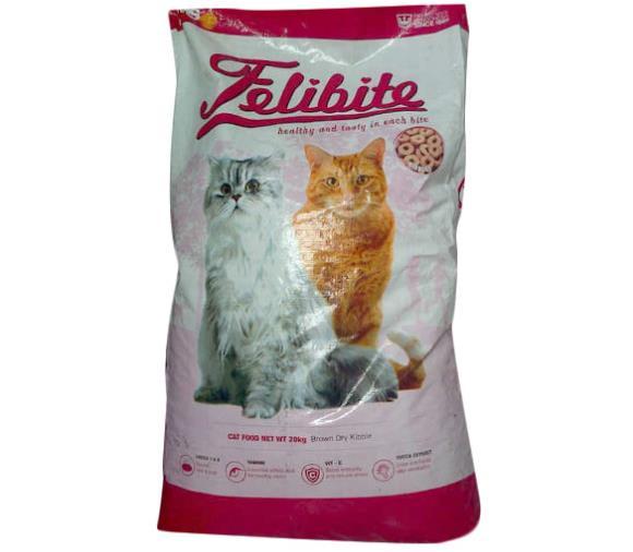 Makanan Kucing Felibite 20kg
