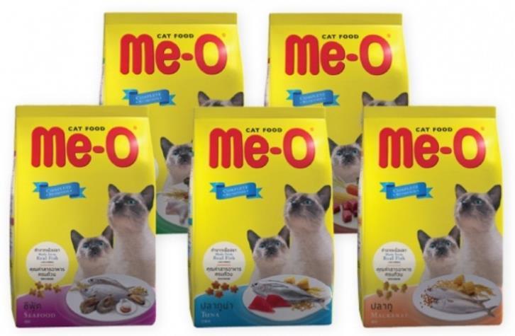 Harga Makanan Kucing Merk Meo