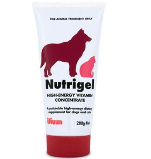 Vitamin Nutrigel