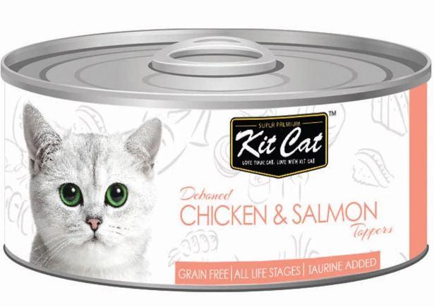 Jenis Makanan Basah Kucing