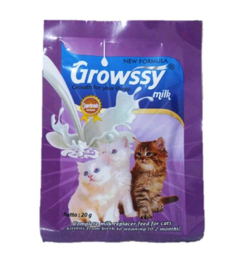 Susu Kucing Growssy