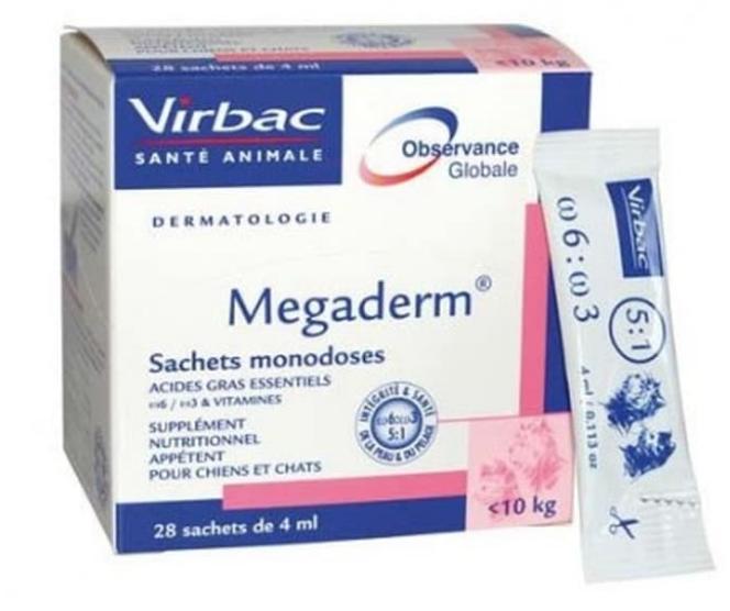 Virbac Megaderm